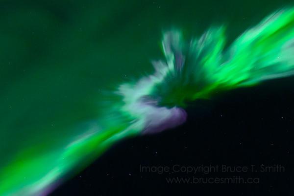 132 Aurora Explosion!