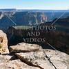 View at Arizona's Grand Canyon West Rim.