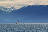 Sailing in the Strait of Juan de Fuca