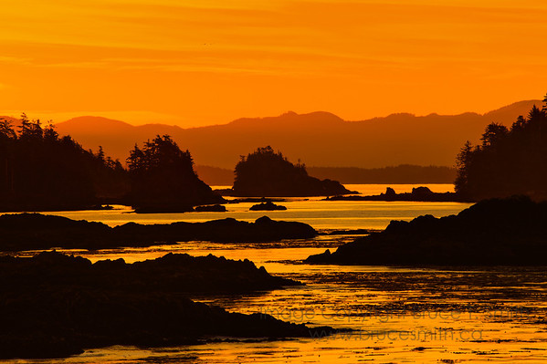 Barkley Sound, British Columbia