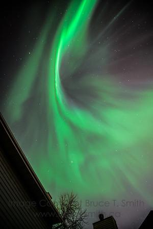 Aurora Above!