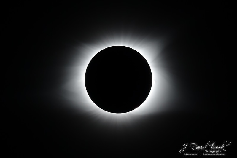 Total Solar Eclipse, August 21st, 2017