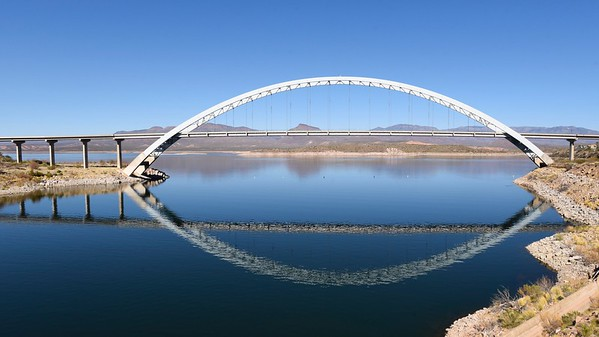 Roosevelt Lake and Dam Arizona 2018 032