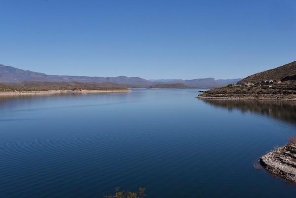 Roosevelt Lake and Dam Arizona 2018 017