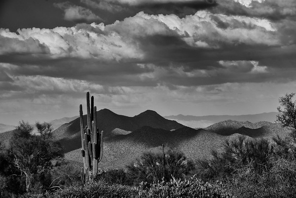 Arizona Mountain Range 2018 076