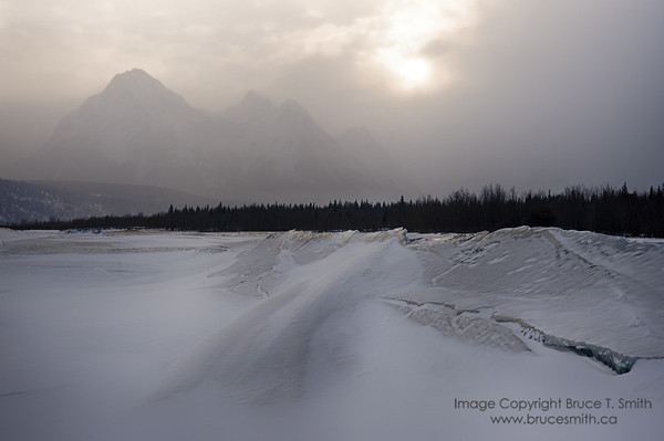 063 Frozen Sunrise