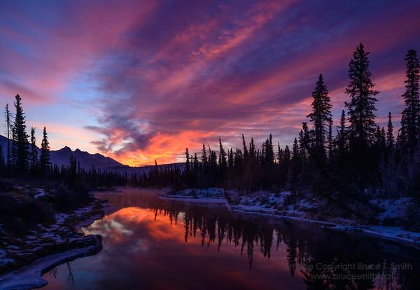 070 Winter Sunrise