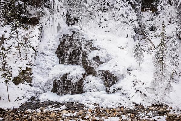 071 Frozen Waterfall