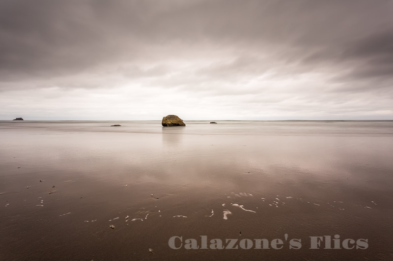 Infinite Calmness