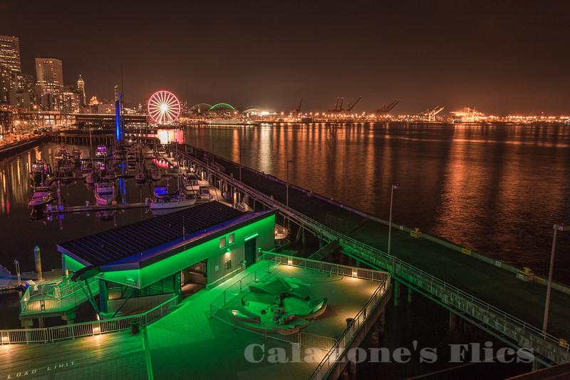 Seattle Waterfront- 3