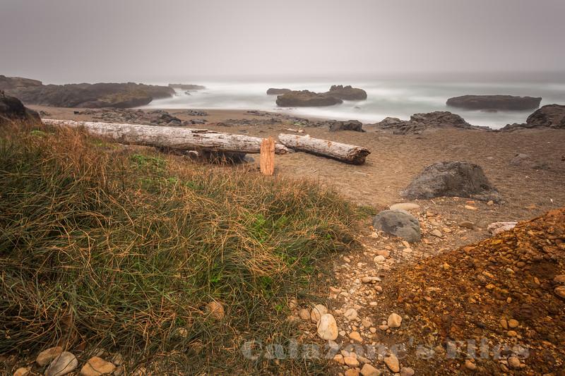 Yachats Seascape- 3