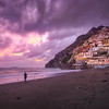 Positano's Miracle Sunset