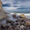 Serene Coastal View