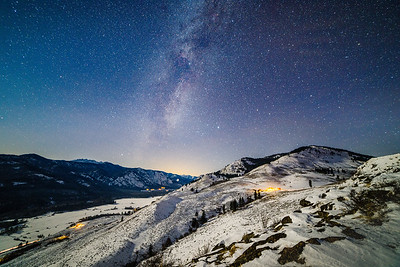 Methow Valley and Gunn Ranch
