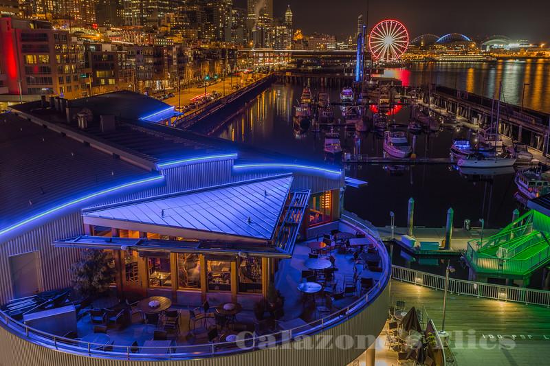 Seattle Waterfront- 2