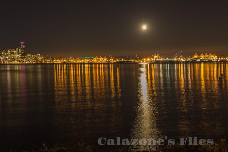 Seattle Harvest Moon- 5