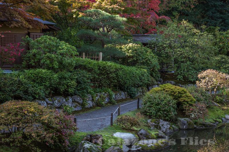 A Garden Trail