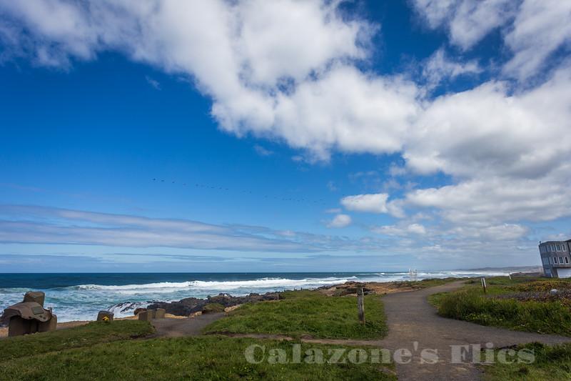 Yachats Beach Trail