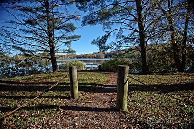 5D317235 Fall Walk around Evans WV