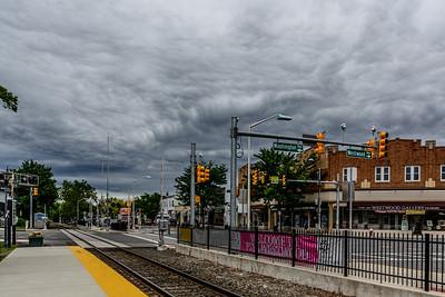 Stormy Afternoon Skies