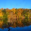 Autumn Reservoir