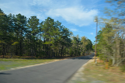 Flying through the Pine Barrens