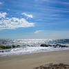 Calm Atlantic Seas