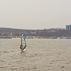 Wind Surfing on Shrewsbury River