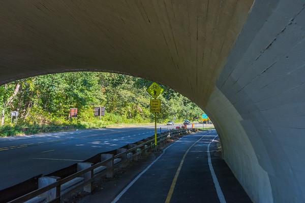 Underpass Path