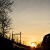 Catenary Sunset