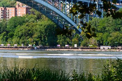 Harlem River Wake