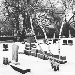 Wunder's Cemetary in the Snow