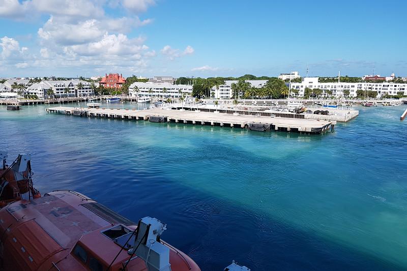 Leaving Key West