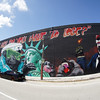 Street art in Wynwood.