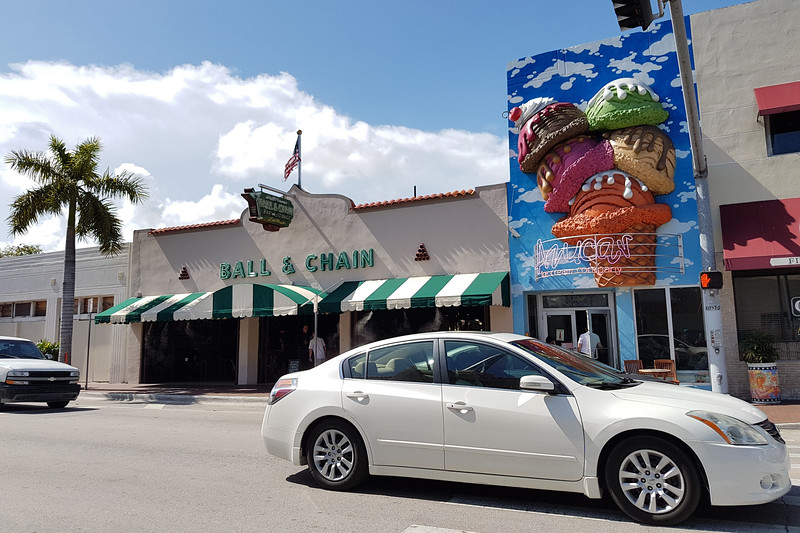 Ball & Chain and Azucar in Little Havana