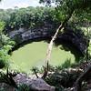 Cenote at Chichén Itzá