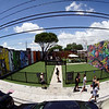 Wynwood Walls, an open-air museum.