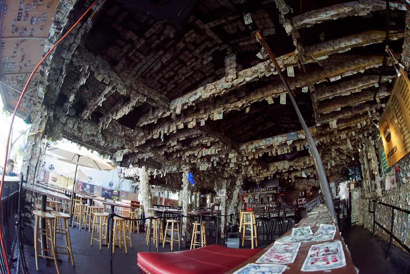 Interior of Sloppy Joe's