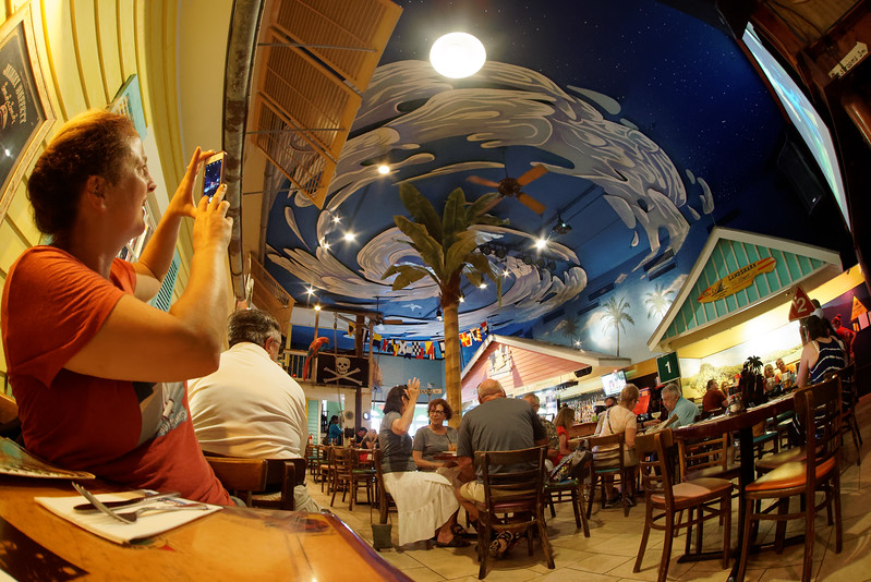 Inside Jimmy Buffett's Margaritaville.
