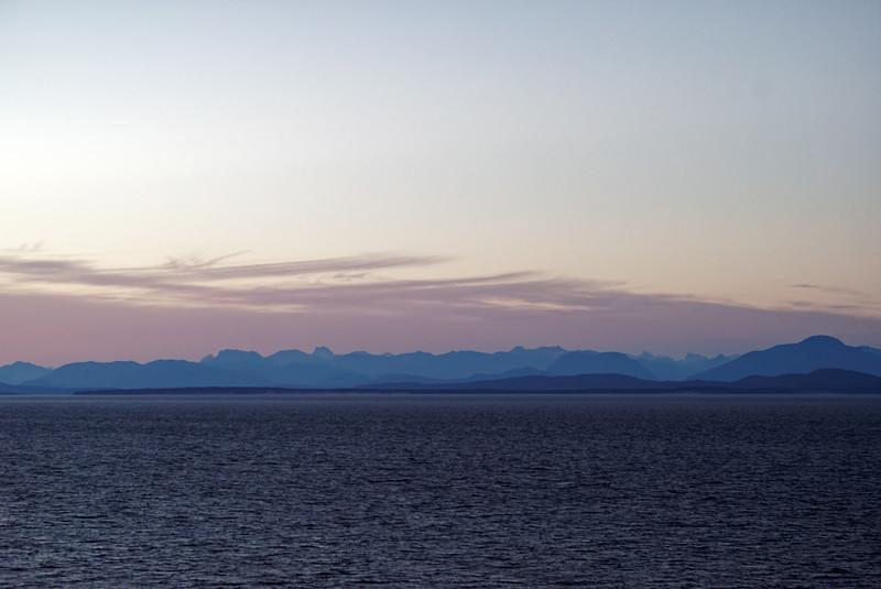 Savary Island.<br /> <br /> Vancouver Island and Inside Passage. Disney Cruise Line trip to Alaska, August 15-22, 2016.