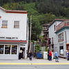 Juneau. Disney Cruise Line trip to Alaska, August 15-22, 2016.