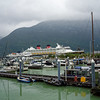 Skagway. Disney Cruise Line trip to Alaska, August 15-22, 2016.