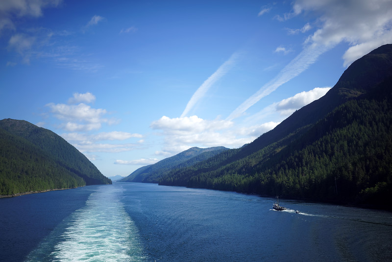 Vancouver Island and Inside Passage. Disney Cruise Line trip to Alaska, August 15-22, 2016.
