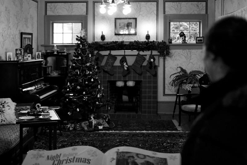 Heritage Christmas 2010, Burnaby Village Museum, Burnaby BC, December 27. 2010.<br /> <br /> Elworth.