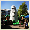 Newport Village Summer Festival, Port Moody, BC, August 12, 2012.