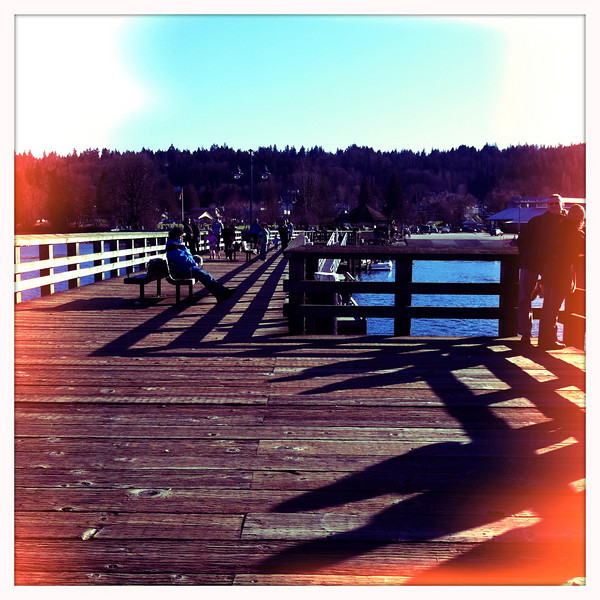 Rocky Point Park, Port Moody BC, February 19, 2011.