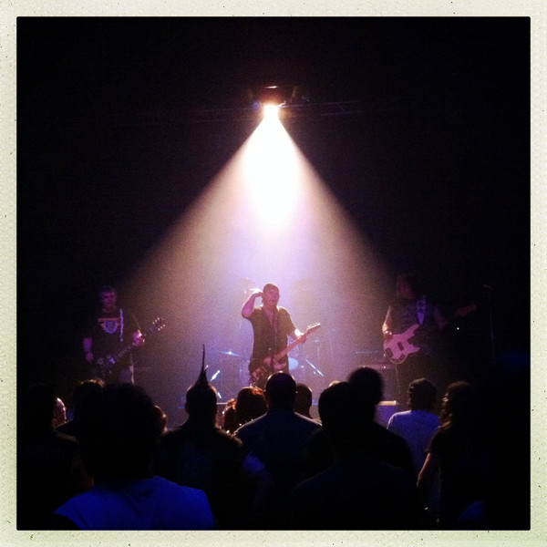 Electric Frankenstein, The Rickshaw Theatre, Vancouver BC, August 5, 2012.