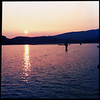 Sunset at Rocky Point, Port Moody BC, July 7, 2012.
