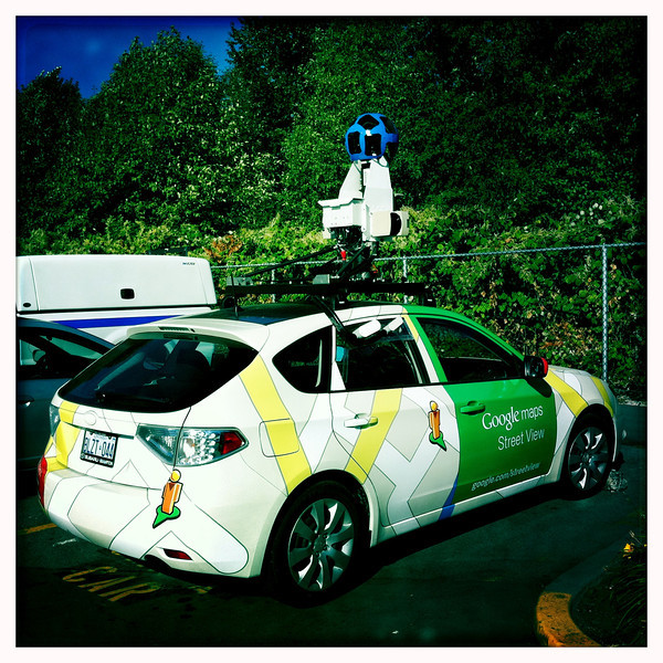 Street View of the Coquitlam Superstore parking lot, coming soon.
