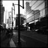 Granville Street, downtown Vancouver, November 19, 2011.